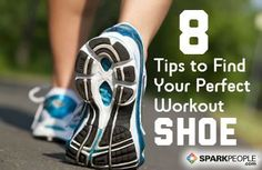 Find the Perfect Workout Shoe for You | SparkPeople