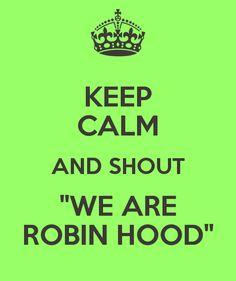 I have a Robin Hood problem