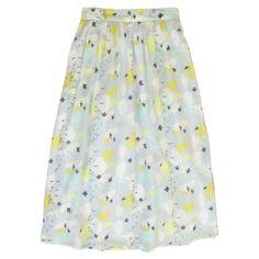 Minouche_Camilla maxi skirt - flight print - The Child Hood