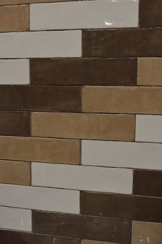 We love metro style, like our #Soho collection.  You can find it in the new 7.5x30 cm. #tile