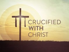 I have been crucified with Christ. It is no longer I who live, but Christ Who lives in me. And the life I now live in the flesh I live by faith in the Son of God, Who loved me and gave Himself for me.Galatians Crucified Life In writing this. Spiritual Reality, Spiritual Power, Christian Post, Christian Quotes, Christian Living, Christ In Me, Jesus Christ, Walk In The Spirit, Bible Study Journal
