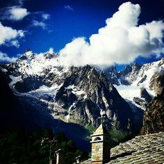 Massiccio del Monte Bianco!