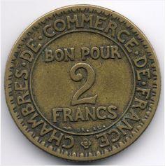 France 2 Francs 1923 Veiling in de Frankrijk,Europa (niet of voor €),Munten,Munten & Banknota's Categorie op eBid België