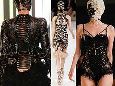 Fashion Me Fabulous: Alexander McQueen Spring Summer 2012