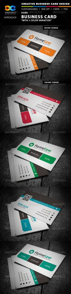 Home Business Card Print Templates | Buy and Download: http://graphicriver.net/item/home-business-card/4275741?WT.ac=category_thumbWT.z_author=-axnorpixref=ksioks