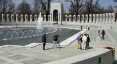 World War II Memorial, Washington
