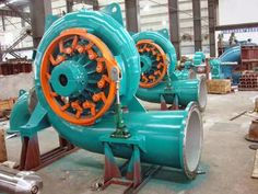 100kw - 50mw Hydro Francis turbine generator - LEKULE