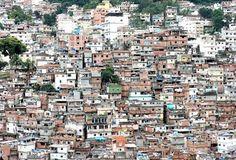 "Slums of Rio de Janeiro, known as ""favelas"" Human Overpopulation, Mumbai, Ap Environmental Science, Cities, Slums, Countries Of The World, Ecology, South America, Latin America"