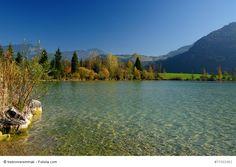 Der Frühling kommt langsam nach Tirol. Bald wird es losgehen mit der Badesaison im Walchsee. Mountains, Country, Nature, Travel, Bathing, House, Voyage, Rural Area, Viajes