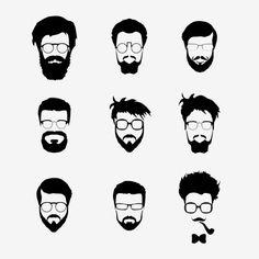 MIT DIESEM TEST FINDEST DU DEN PERFEKTEN BART!  Welcher Bartform passt zu Deinem Gesicht? Diese Frage stellen sich viele Männer, bevor sie sich einen Bart wachsen lassen.
