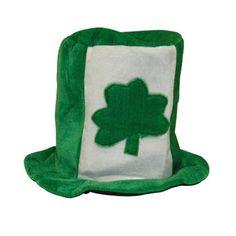 Tall Irish Top Hat St Patricks Day Costume