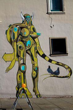 Street Art San Francisco,  Go To www.likegossip.com to get more Gossip News!