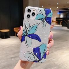 Cute Phone Cases Hot Selling for iPhone Xr Glitter Case for Girl 11Pro Max Print Luxury Fashion Casing 6s 7 8 Plus Bling Cover Xr with Ring Stand | Touchy Style Phone Cases Iphone6, Iphone 6, Iphone Cases, Glitter Phone Cases, Cute Phone Cases, Black Cartoon, Fashion Cover, Ring Stand, Iphone Models