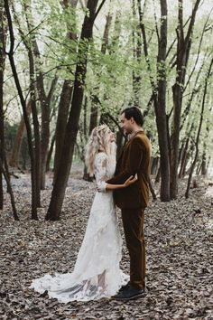 This Enchanting Forest Elopement is Brimming with Edgy Wedding Fashion Ideas Edgy Wedding, Black Wedding Cakes, Wedding Blog, Wedding Styles, Dream Wedding, Fall Wedding, Wedding Ideas, White Wedding Dresses, Cheap Wedding Dress