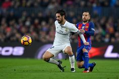 #rumors  Chelsea, Manchester United and Tottenham target Isco 'welcome at Barcelona', says Spain team-mate Jordi Alba