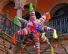 Conoce la historia de las piñatas y su significado esta navidad, además de una…