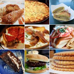 1000 images about all american state foods on pinterest for American regional cuisine book