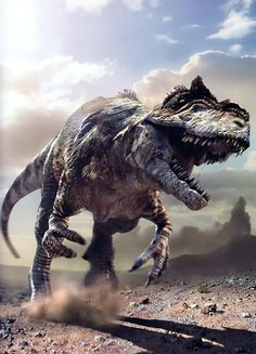 Daren Horley Allosaurus  Carnivore. Best fantasy art | #Illustration #Editorial #Design @deFharo