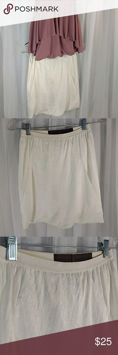 RELEASE Dressy Shorts Release Shorts! Stunning! Rare ! Perfect condition, tag is very dark? Off white! Made in Italy. release Shorts