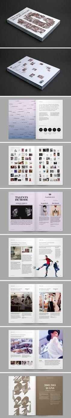 Book anniversaire - catalogue — studio