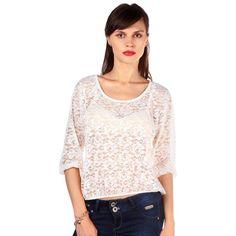 Compra GIGI RIVA - Blusa Mujer Encaje - Hueso online ✓ Encuentra los mejores productos Blusas Mujer GIGI RIVA en Linio Perú ✓