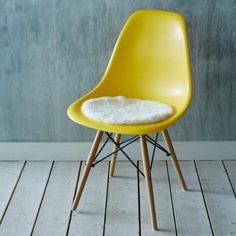 Sheepskin Seat Pad - Off White - Sheepskins - Soft Furnishings - Home Accessories