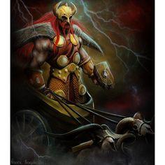 Thor, Norse God of Thunder