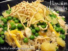 Healthy Family Cookin': Hawaiian Haystacks From Scratch