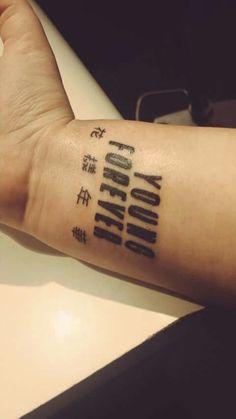 80 Best Kpop Tattoos Images In 2019 Kpop Tattoos Drawings Bts Boys