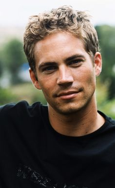 Paul Walker, why do you have to be gone :( :'(