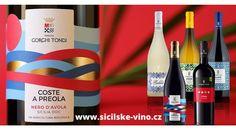 Představujeme rodinné vinařství GORGHI TONDI   Chrudimka.cz Red Bull, Energy Drinks, Beverages, Canning, Bottle, Alcohol, Flask, Home Canning, Jars