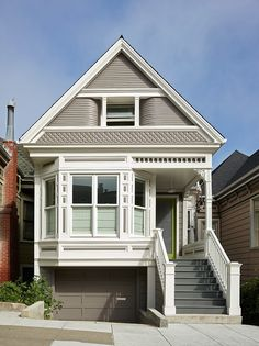 Stunning transformation of San Francisco Victorian house