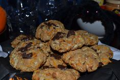 Zabpelyhes-répás-almás cookies - Oatmeal cookies with carrot and apple