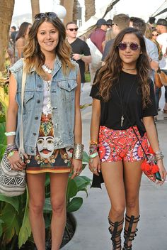 The 22 Best Street Style Looks From Coachella - Cosmopolitan
