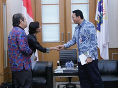 Delegasi National Entrepreneurship Network diterima di Ruang Tamu Gubernur