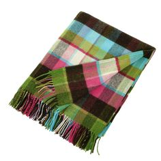 Lambswool Throw - WR121 - 183x142cm
