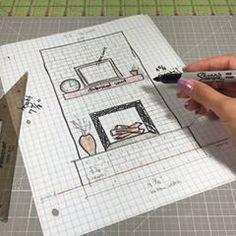Cath (@thesquaretospare) • Fotos e vídeos do Instagram Notebook, Bullet Journal, Instagram, Miniatures, The Notebook, Exercise Book, Notebooks
