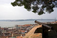 'Points of interest in the view are Tagus River, 25th of April Bridge, and Statue of Jesus.'