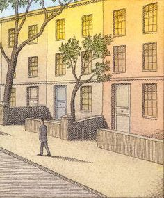 Illustration de Pierre Le Tan.
