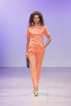 Lisbon Fashion Week Runway Show . photo: Rui Vasco/ModaLisboa