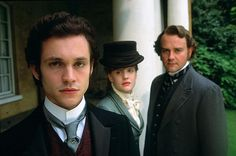 """Daniel Deronda"" (2002) - based on the book by George Eliot and stars Hugh Dancy, Romola Garai, Hugh Bonneville and Jodhi May."
