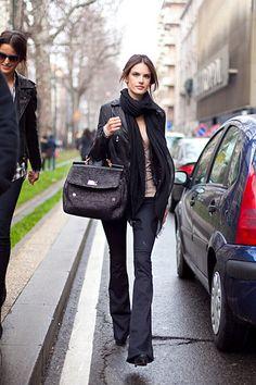 The 19 Most Stylish People at Milan Fashion Week