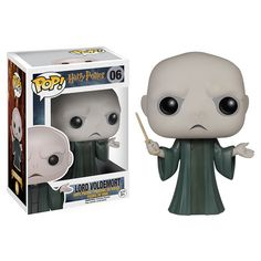 Funko Pop! Vinyl - Harry Potter - VOLDEMORT... I want this so much, he looks so cute hahah