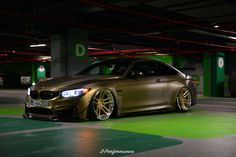 BMW M4 Sick Tuning