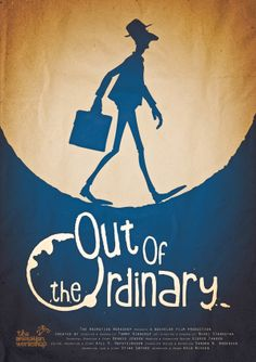 Out of the Ordinary by Nikki Starostka, via Behance