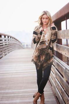 #NewYear Street Style: Oversized Coat  #fashion #style