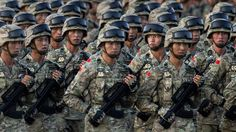 China Sides With Russia In Syria Bringing Aid & Military Training