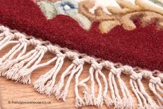 Main Colors, Colours, Oval Rugs, Rug Texture, Types Of Rugs, Red Rugs, Shades Of Red, Fringes, Shag Rug
