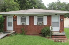 FOR RENT - 1619 Matheson Avenue #12-14, Charlotte NC 28205  1 Bed 1 Bath Duplex.  Living room, kitchen.  Hardwood floors, stove and refrigerator.  $465/Mnth