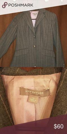 92928a956c50b Ann Taylor Petite Blazer size OP Excellent condition